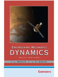engineering mechanics dynamics 6th edition ocr force mass