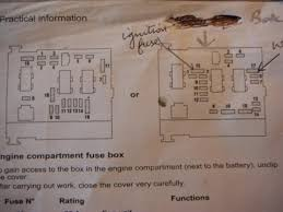 fuse box clock clock radio fuse vauxhall owners network forum club