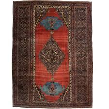 late 19th century antique persian bijar halwai halvei rug at 1stdibs