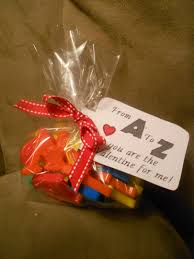 from a to z u2026 you are the valentine for me preschool class