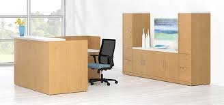 L Reception Desk by Reception Desk Definition Types Of Desk Select Correctly
