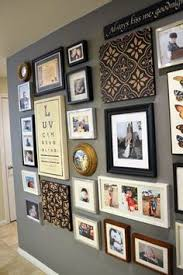 10 tips for creating a collected gallery wall wall art