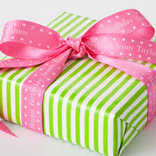 printed ribbons personalized printed ribbons birthdays