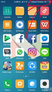 hi can hi can i help change operator icon redmi 4a xiaomi miui