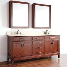 double sink vanities for sale dual sink bathroom vanity inch brown modern double sink bathroom