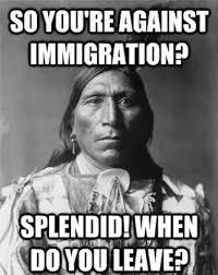 Political Memes - political memes against immigration funny memes