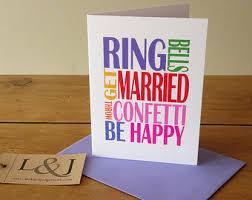 Card For Groom Custom Wedding Card Wedding Keepsake Card For Bride Card