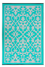 Recycled Outdoor Rug by Amazon Com Fab Habitat Venice Indoor Outdoor Recycled Plastic