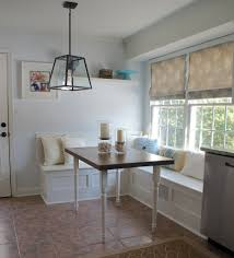built in dining nook modern breakfast nook ideas home decor ideas