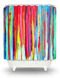 Artistic Shower Curtains 10 Best Painted Shower Curtains Images On Shower