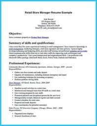 Resume Templates For Retail Jobs by Resume Examples No Experience Resume Examples No Work