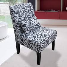 Zebra Accent Chair Zebra Accent Chair Free Shipping Today Overstock