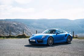 blue porsche 911 photos 2016 porsche 911 turbo s coupe 991 blue cars