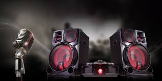 Patio Sound System Design by Lg Cm9960 4800w Hi Fi Entertainment System With Bluetooth