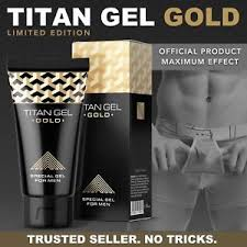 titan gel gold limited edition official product by hendel 50 ml