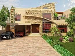 pakistani new home designs exterior views 1 kanal house design pakistan mi futura casa pinterest house