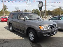 lexus lx for sale in houston tx for sale 2000 lx470 ahc removed with rear airbag assist ih8mud