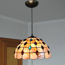 Creative L Shades Diy Creative Modern Pendant Lights With Shell Shade