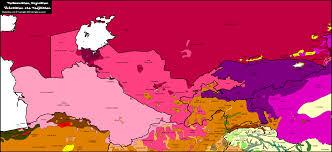 Kyrgyzstan Map Turkmenistan Tajikistan Uzbekistan U0026 Kyrgyzstan Carte