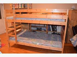 Ikea Pine Bunk Beds Saanich Victoria - Ikea bunk bed assembly instructions