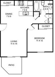 Small Carriage House Plans 484 Sq Ft Beach Bungalow Good For Mom Small Space Floor Plans