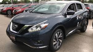 2017 nissan murano platinum black new murano for sale in chicago il western ave nissan