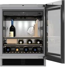 Under Cabinet Wine Fridge by Miele Wine Coolers