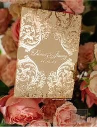 gold wedding programs our muse gold wedding be inspired by