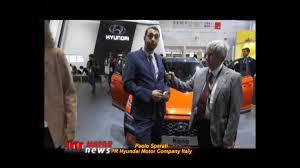 hyundai presenta kona e le nuove i30 motor news n 28 2017