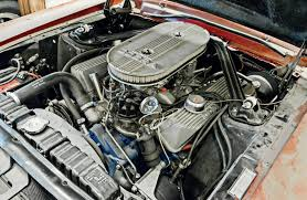 Ford Shelby Gt500 Engine 1967 Shelby G T 500 Dusty Might Rod Network