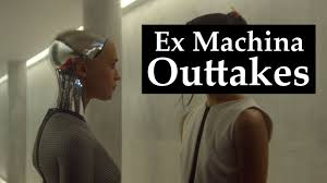 ex machina movie review outtakes youtube