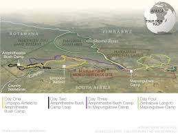 Southern Africa Map Cycling Through Southern Africa Big Trip Bigger Rewards