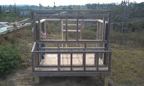 salt box style or amish style coop backyard chickens