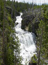 best places to visit in usa kepler cascades yellowstone national park bucket list