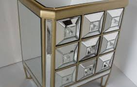 Target Gold Side Table by Table Outstanding Mirrored Bedside Table Feat Gold Accent