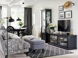 bring mit unserer maljö tv bank und vitrine und dem stocksund sofa