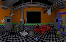 five nights at candy u0027s 4 unofficial by fredbear games