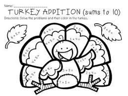 thanksgiving addition worksheet worksheet 12241584 thanksgiving