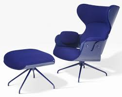 Armchair With Footrest 10 Iconic Lounge Chairs With Footstools