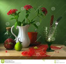 flowers and fruits still with flowers and fruits stock photo image of