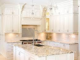 granite countertop kitchen cabinet trash bin kitchens with