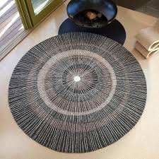 district17 eccentric large rug in oval
