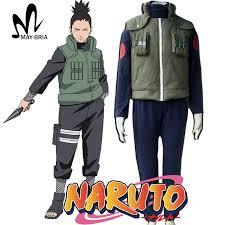Naruto Halloween Costume Buy Wholesale Naruto Shikamaru Costume China Naruto