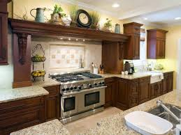 mediterranean kitchens hgtv
