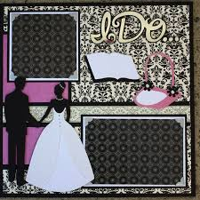wedding scrapbook albums 12x12 476 best wedding day scrapbook layouts images on