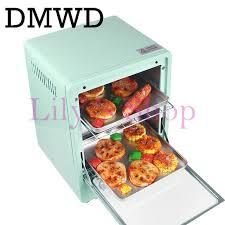 membuat pizza gang dmwd mini pemanggang roti listrik oven multifungsi timer membuat