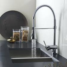 kitchen faucets on sale coil spring stainless steel made lead free