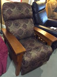 recliner stickley mission recliner terrifying mission recliner