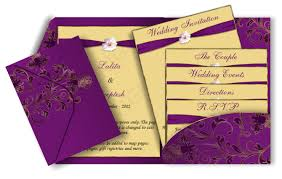 purple and gold wedding invitations pocket style email indian wedding invitation card design 13
