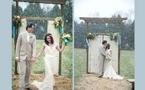 Barn Wedding Tennessee Tennessee Winter Weddings Drakewood Farm Enchanted Brides